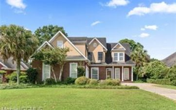 1128 HERON LAKES CIRCLE MOBILE, AL 36693 - Image 1