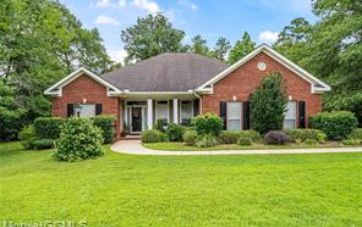 54 GENERAL CANBY DRIVE SPANISH FORT, AL 36527 - Image 1