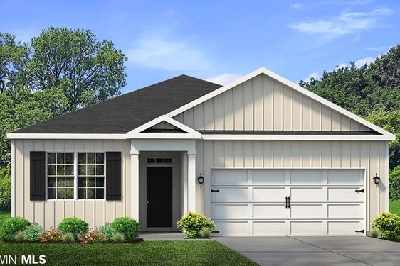 10504 Brodick Loop LOT 153 Spanish Fort, AL 36527