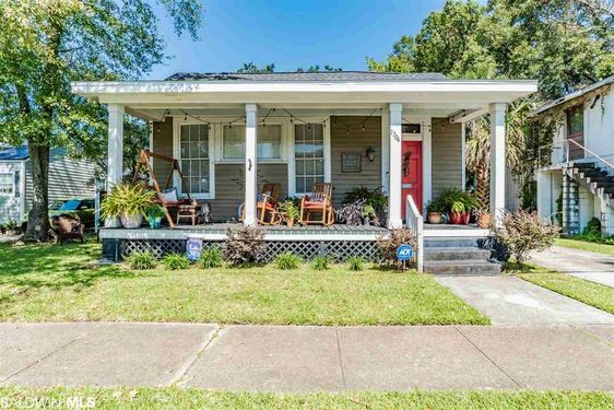 1706 Mcgill Avenue Mobile, AL 36604
