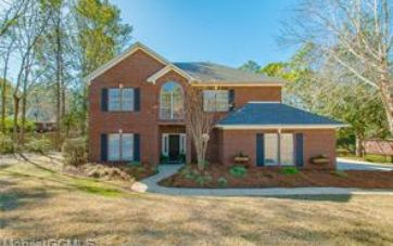 109 GENERAL CANBY DRIVE SPANISH FORT, AL 36527 - Image 1