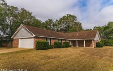 1720 TIMBERLY ROAD MOBILE, AL 36609 - Image 1
