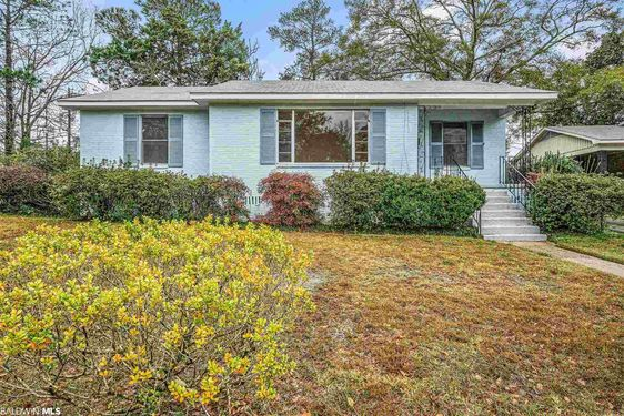 2862 Brierwood Drive Mobile, AL 36606